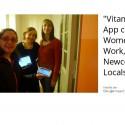 """Vitamin B"" App im Finale!"